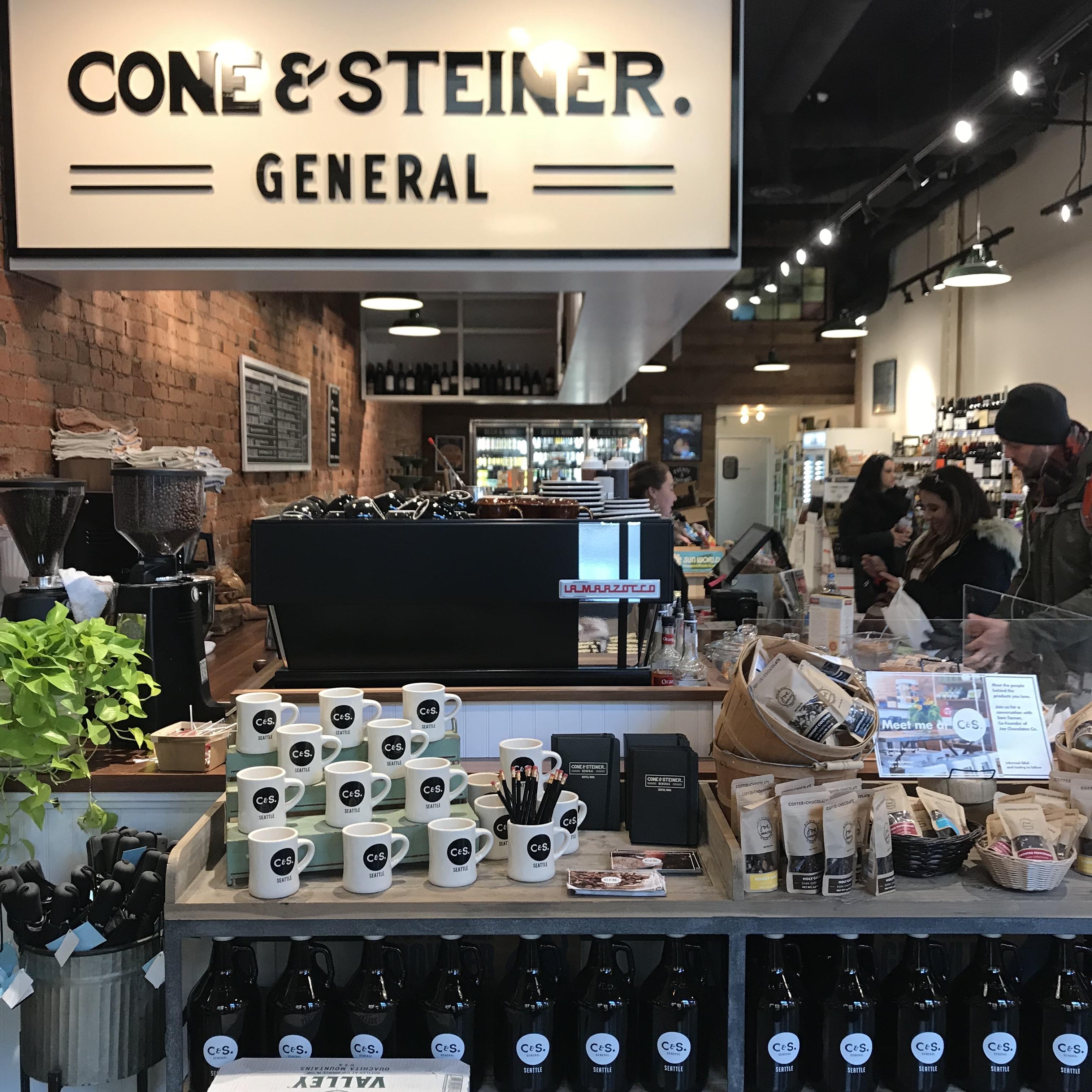Cone & Steiner - Pioneer Square