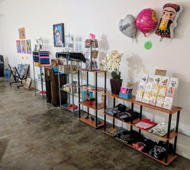 Nepantla Cultural Arts Gallery