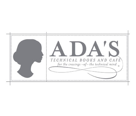 Adas Technical Books and Cafe Logo