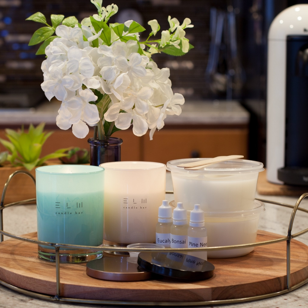 Elm Candle Bar, gift guide for your partner