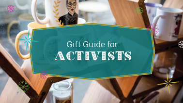 Gift Guide for activists