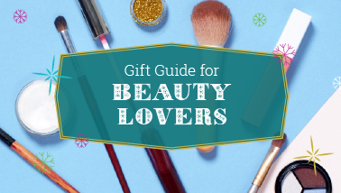 Gift Guide for beauty lovers
