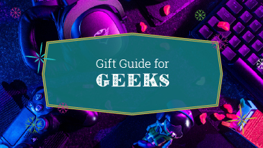 Gift Guide for geeks
