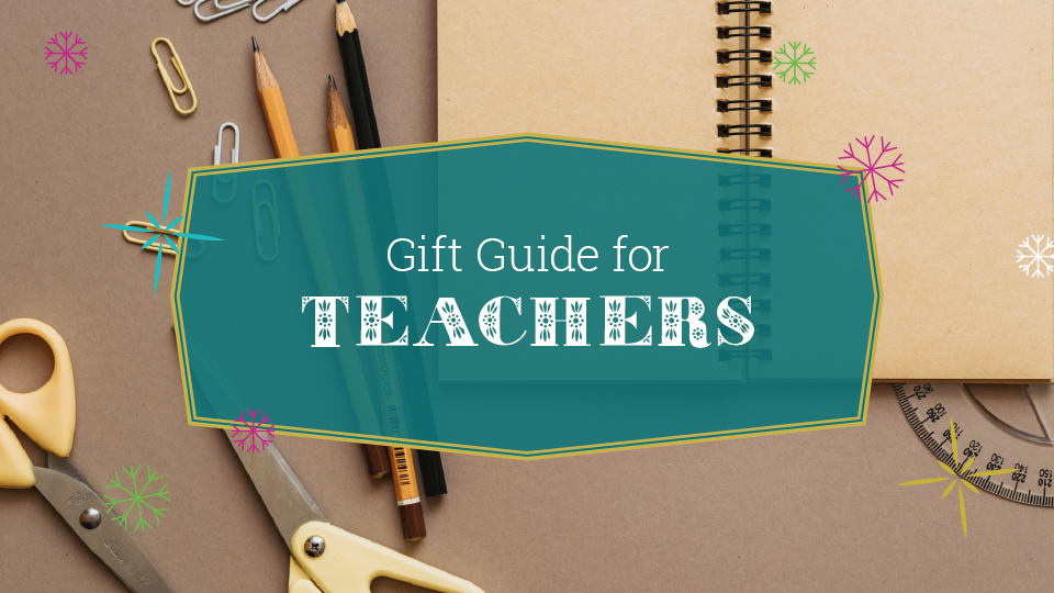 intentionalist gift guide for teachers