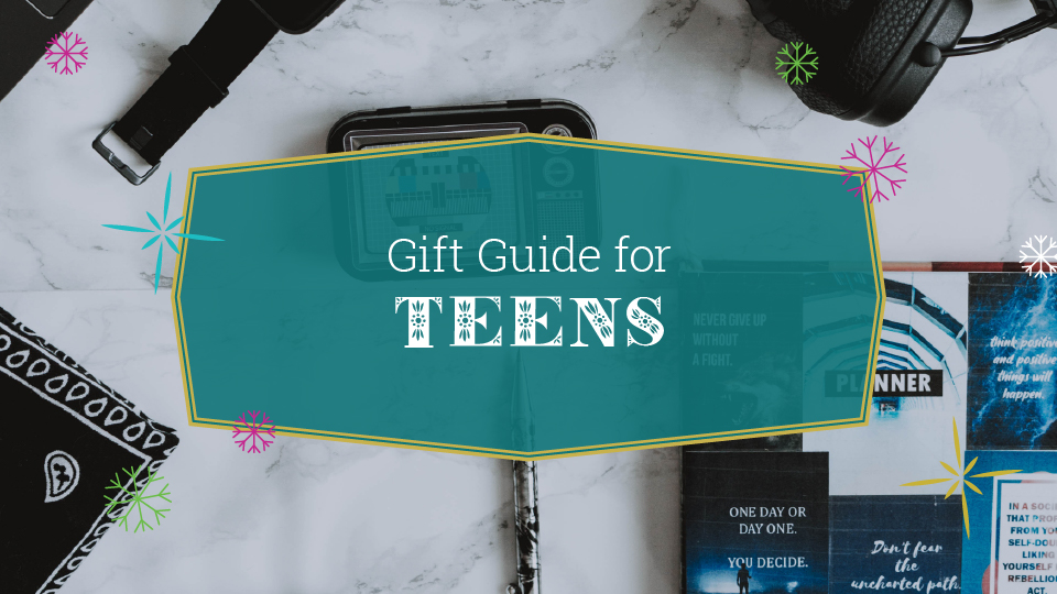 intentionalist gift guide for teens
