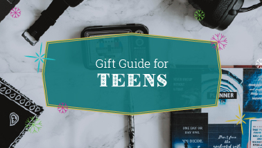 Gift Guide for teen
