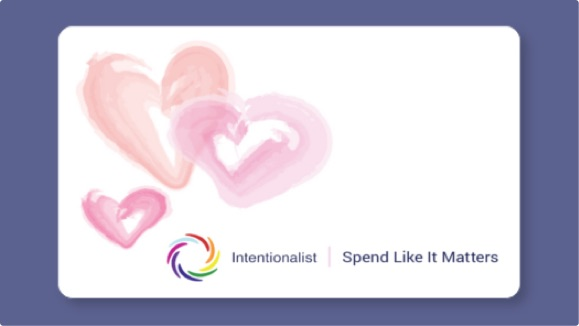 Intentionalist Gift Card