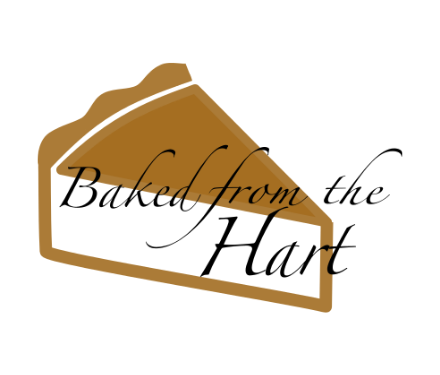 Baked From the Hart logo