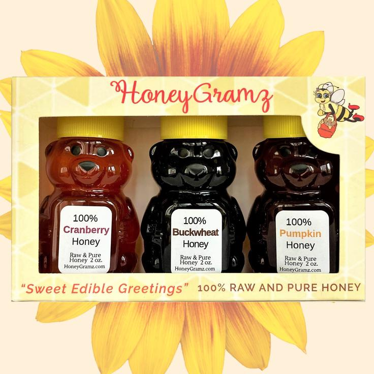 honey gramz gift guide for foodie