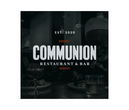Communion Restaurant & Bar Logo