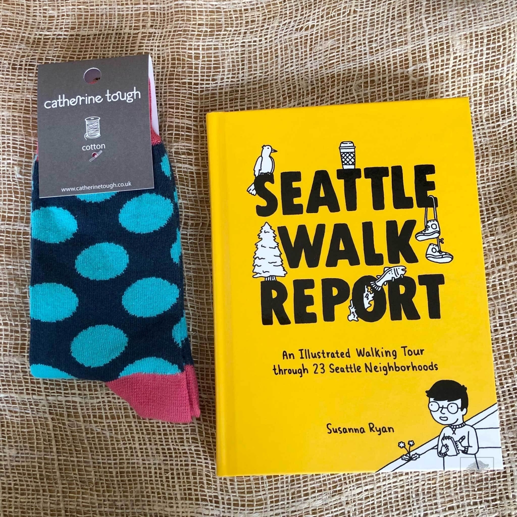 seattle walk kit, kobo, last minute gift guide