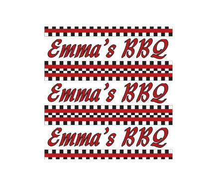 Emma's BBQ logo