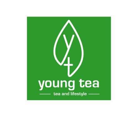 Young Tea logo