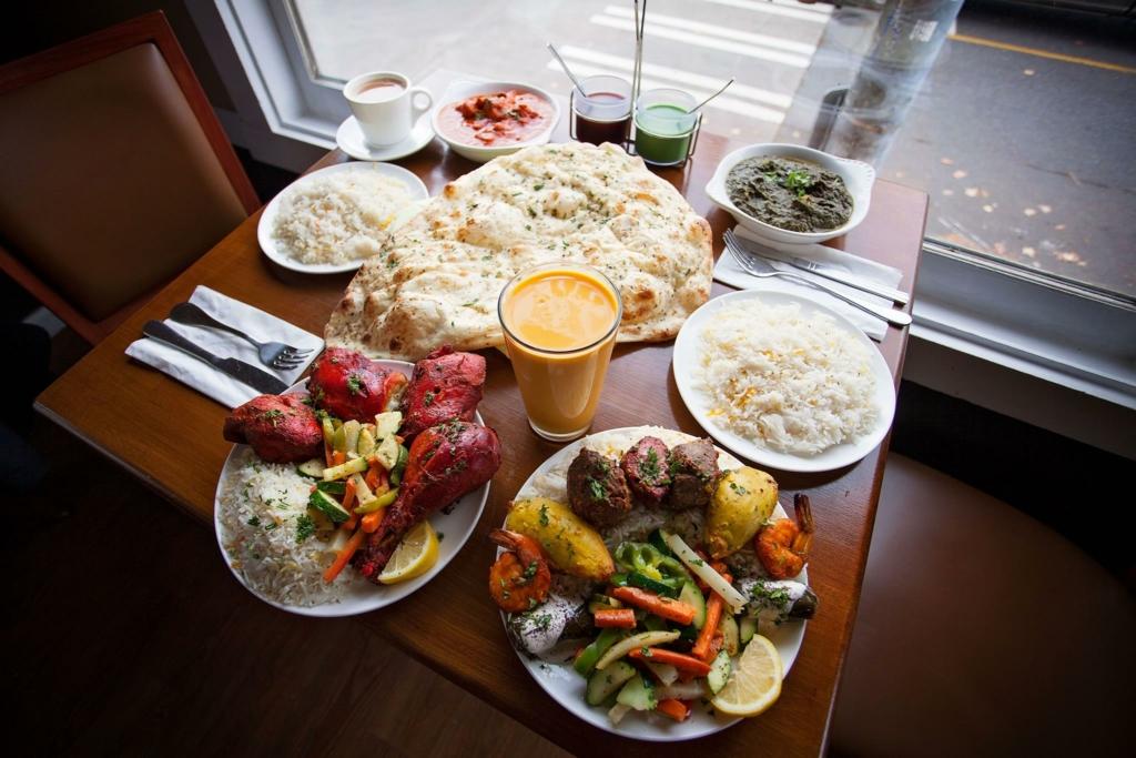 Cedars Restaurant for Seattle Restaurant Week