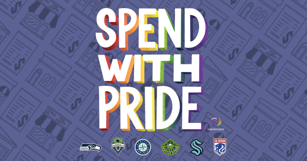 Spend With Pride