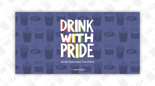 Drink with Pride - LGBTQ-owned businesses
