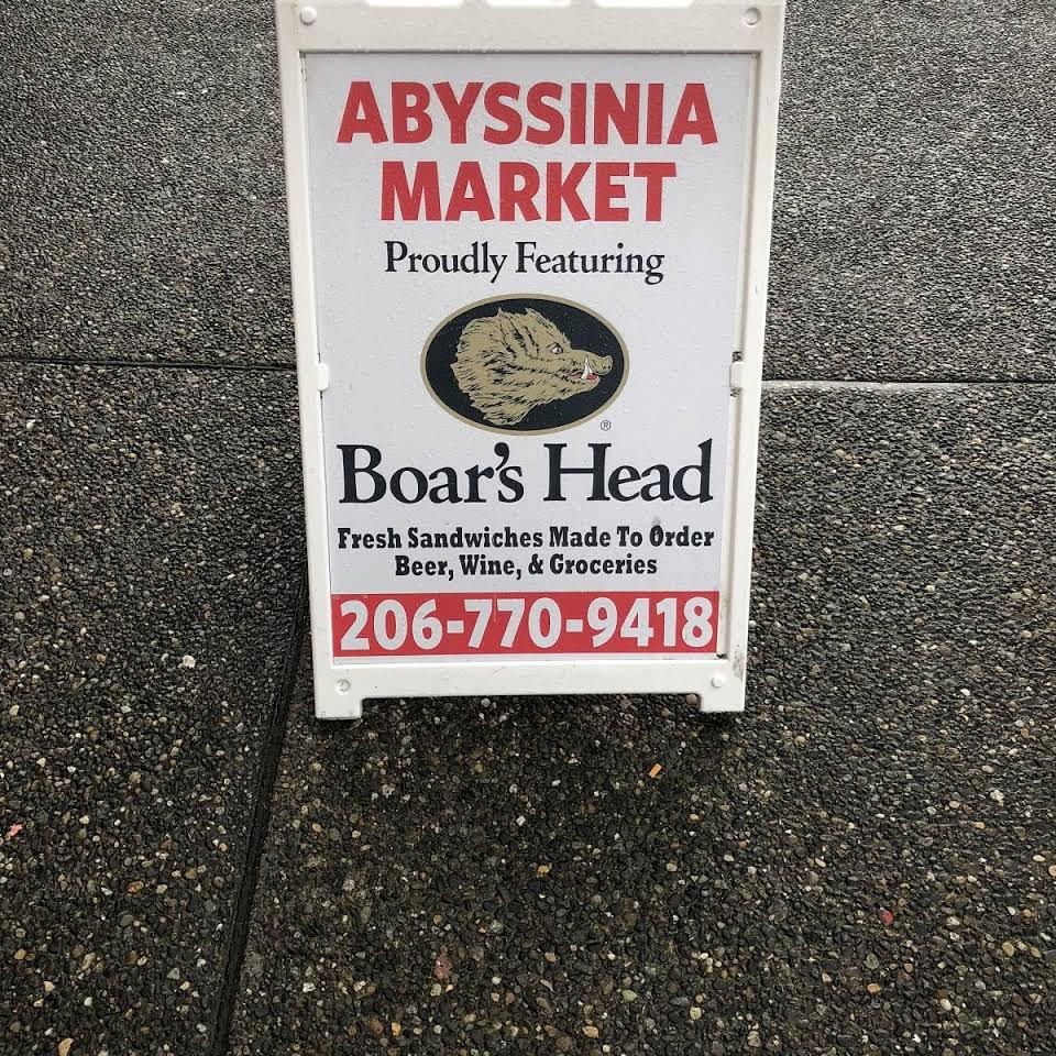 Abyssinia Market