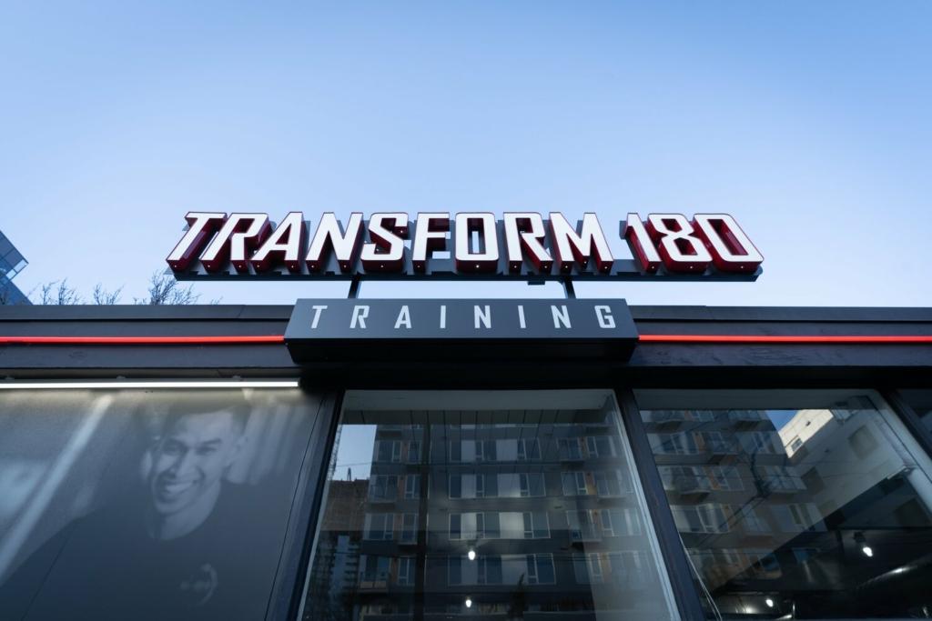 Transform 180 Training