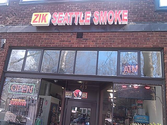 ZIK Seattle Smoke