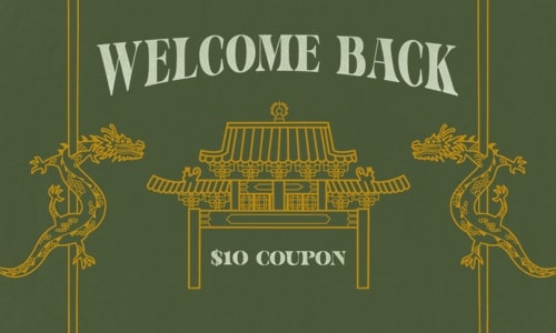 Coupon - Welcome Back Seattle Weeks