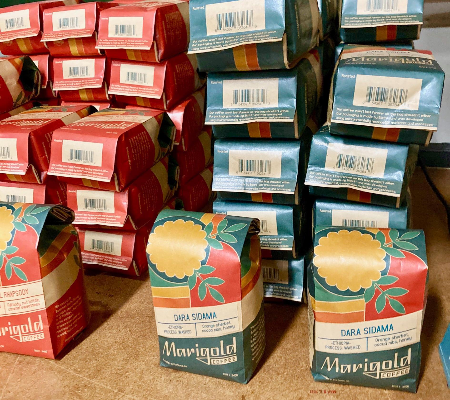 Marigold Coffee