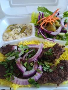 Mustafa Syrian Kitchen
