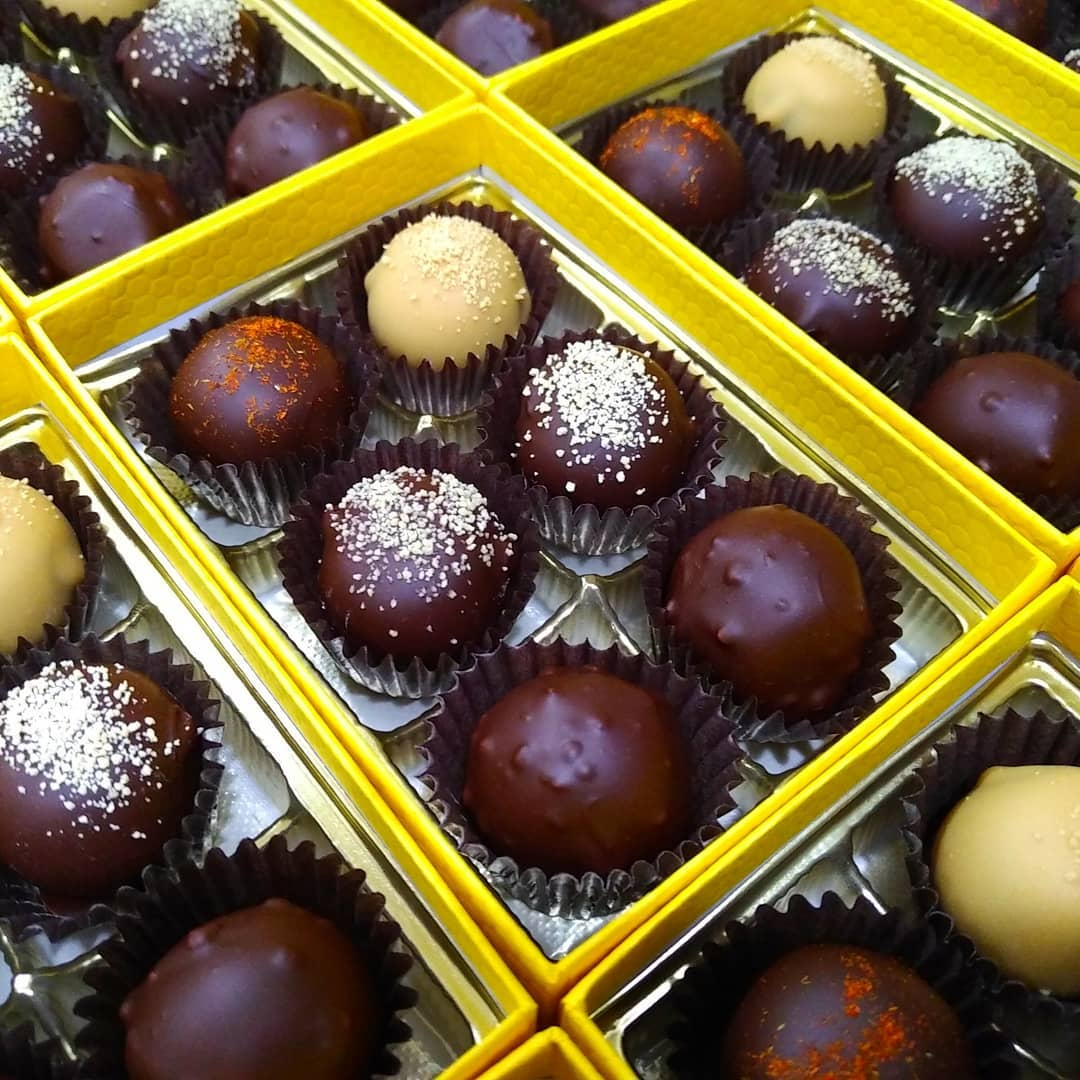 Seleuss Chocolates