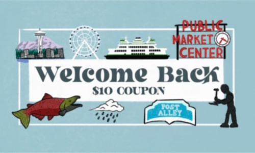 Welcome Back Seattle Coupon