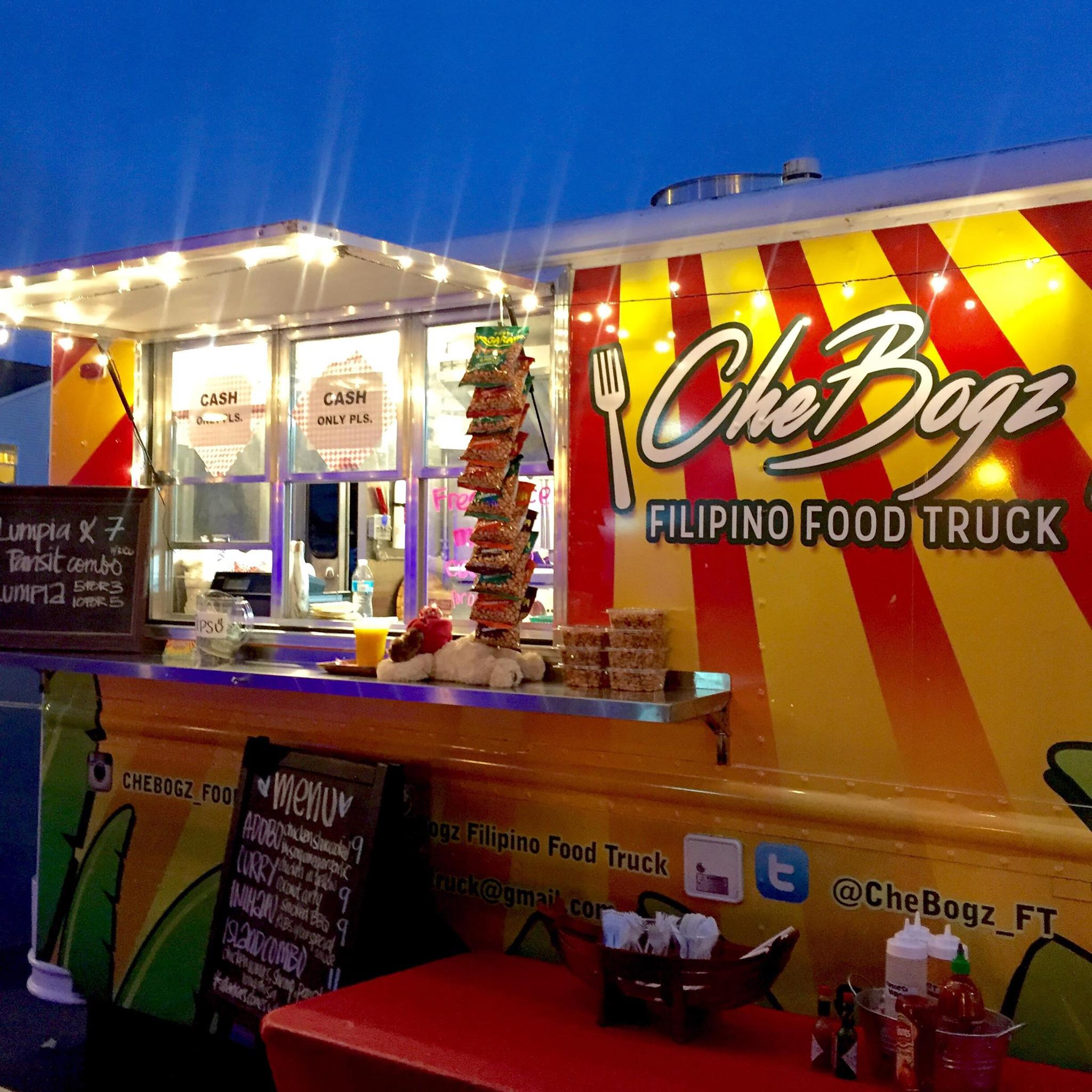 CheBogz Food Truck
