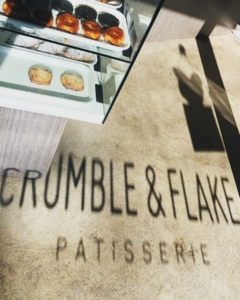 Crumble & Flake Patisserie