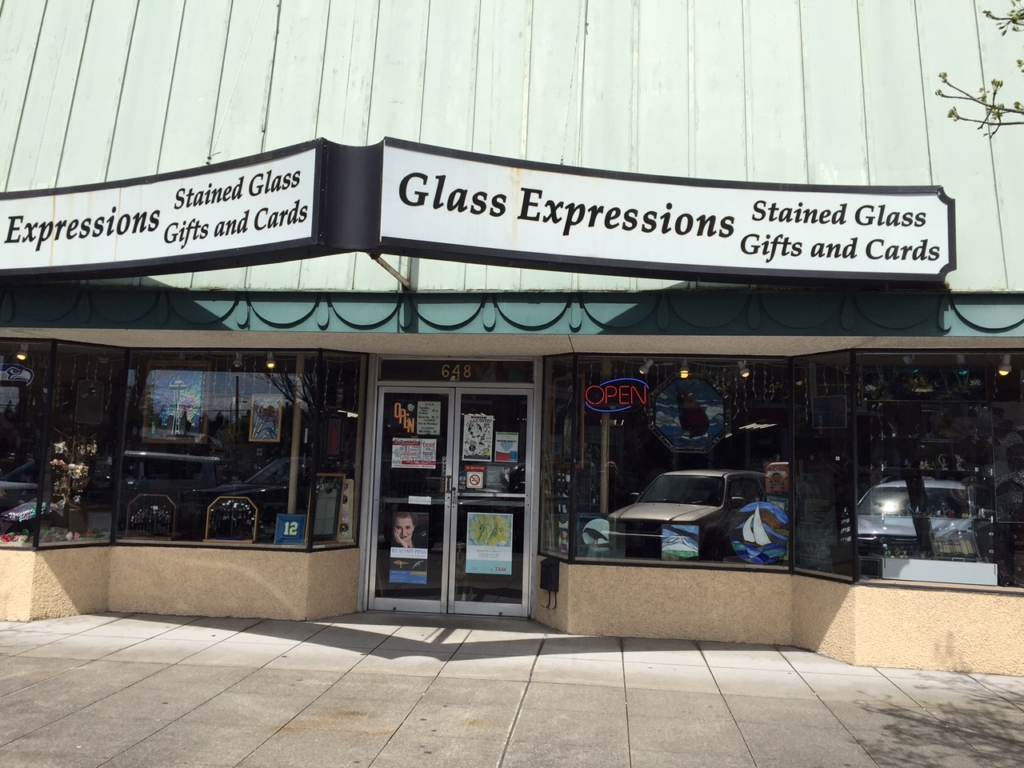 Glass Expressions