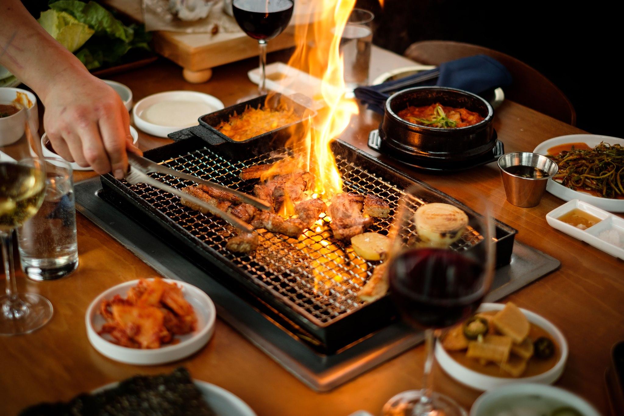 Meet Korean BBQ