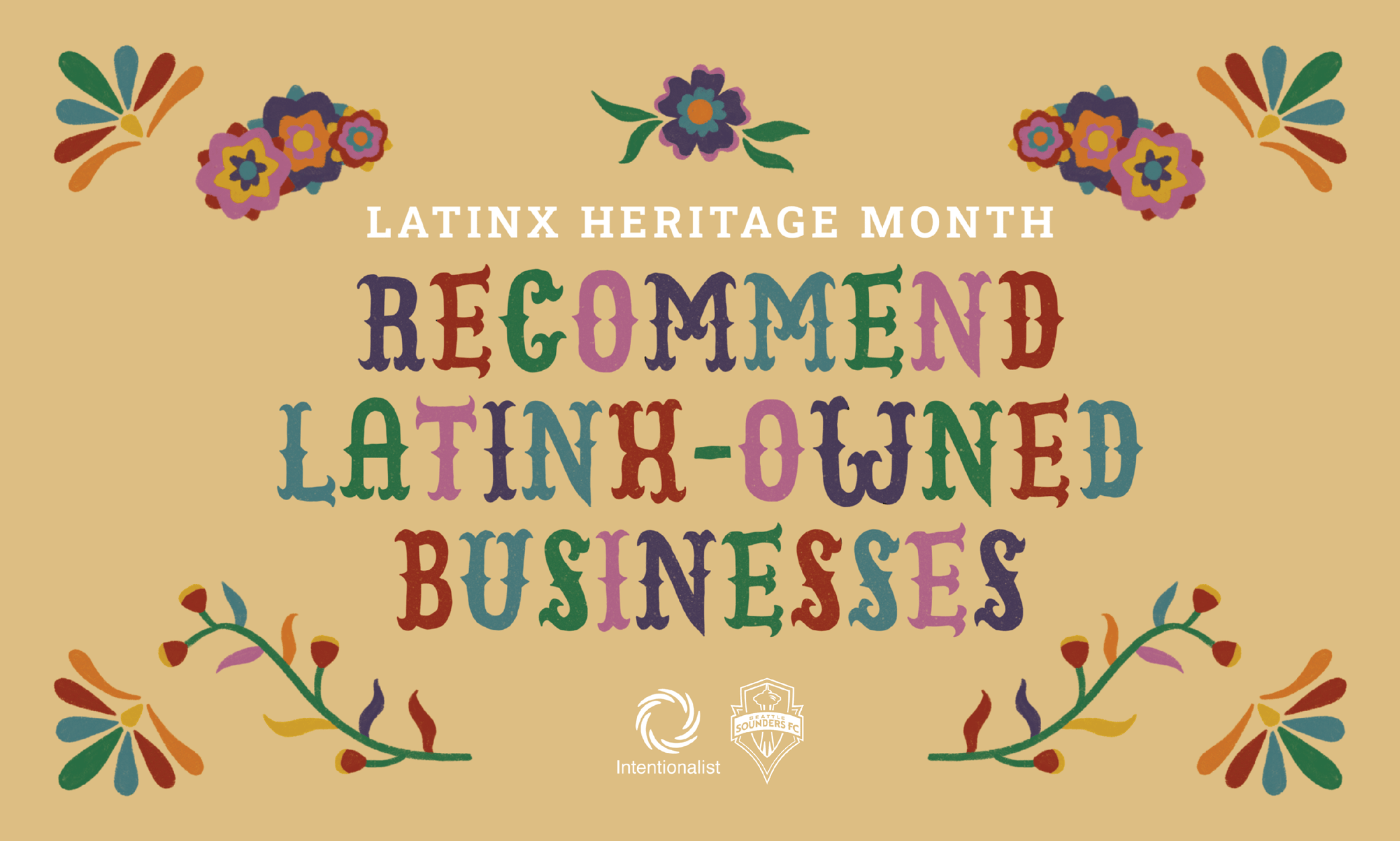Recommend Latinx-owned businesses