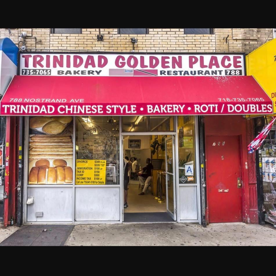 Trinidad Golden Place